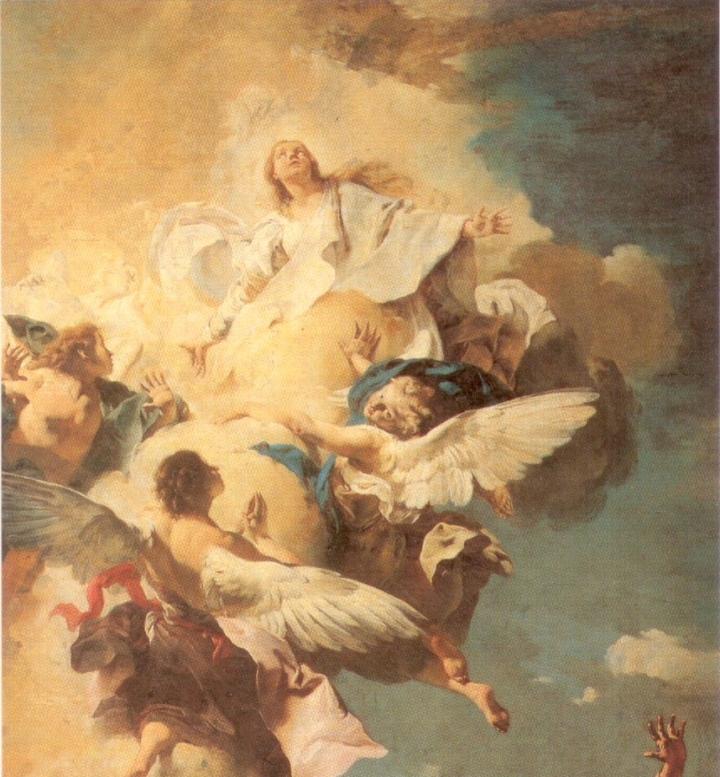 Mariä Aufnahme in den Himmel – ein unbiblischesFest??